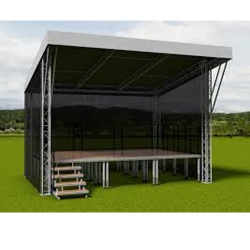 Bühnendächer & Zubehör